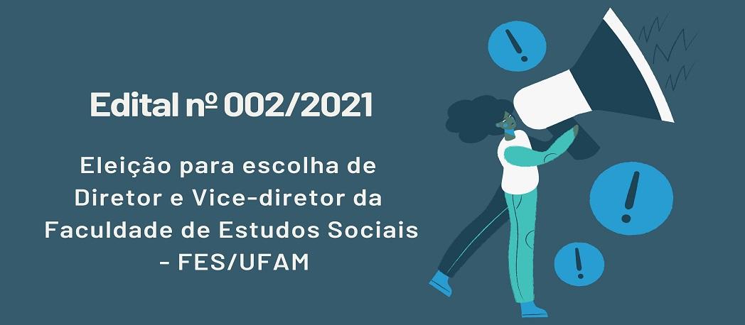 Edital 002/2021